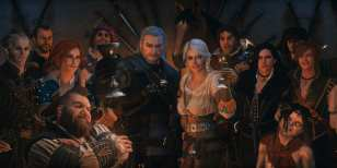 The Witcher, quiz