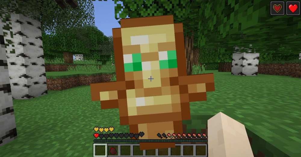 Minecraft Totem of Undying