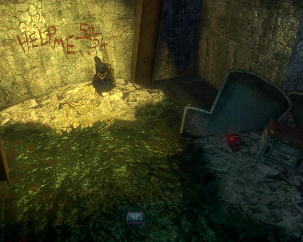 BioShock 2 Fontaine Futuristics Code