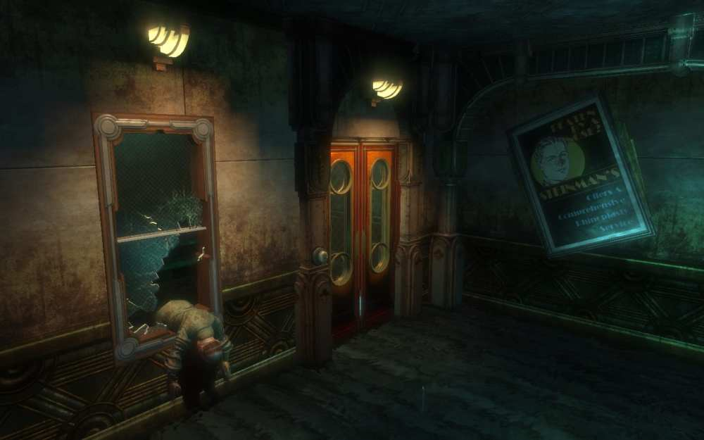 BioShock Chompers Dental Key