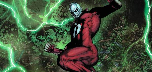 deadman, superhero, video game