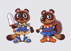 animal crossing rpg, tom nook