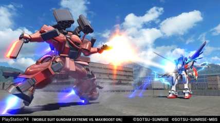 Mobile Suit Gundam Extreme VS (2)