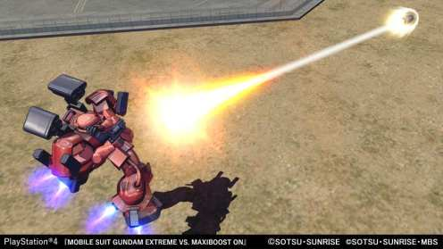 Mobile Suit Gundam Extreme VS (4)