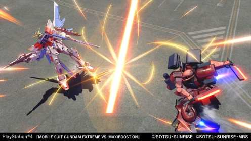Mobile Suit Gundam Extreme VS (6)
