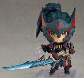 Nendoroid Hunter (13)