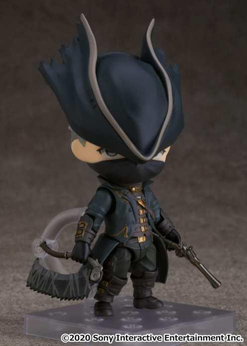 Nendoroid Hunter (3)