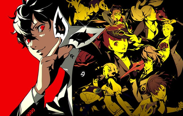 persona 5 royal, new ps4 games, release dates march 2020