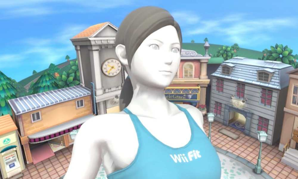 wii fit trainer, Smash Bros. Characters That Would Be the Worst Date for Valentine's Day