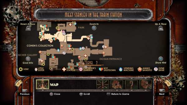 bioshock 2 power to the people locations