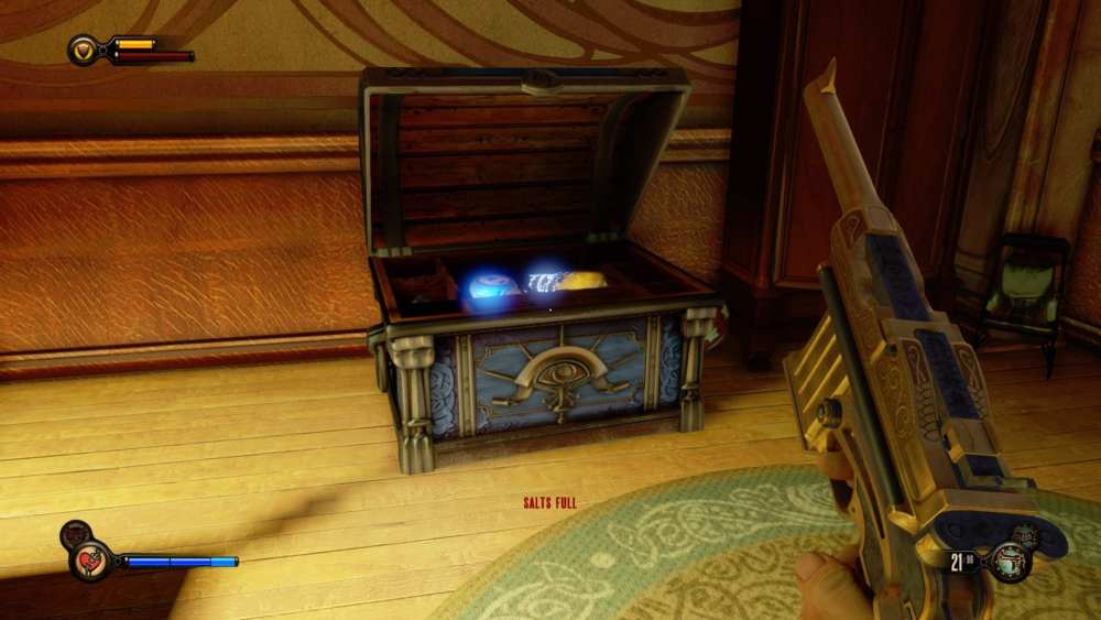 BioShock Infinite: All Infusion Locations