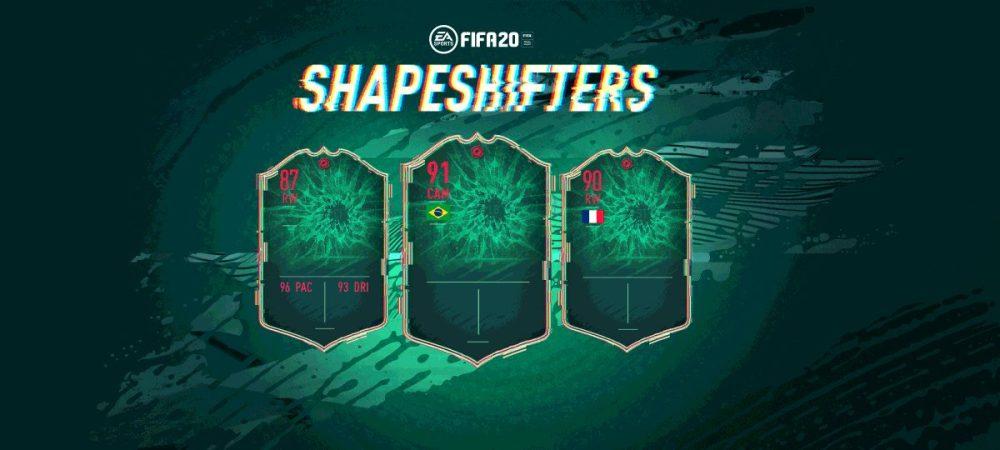 shapeshifters, fifa 20