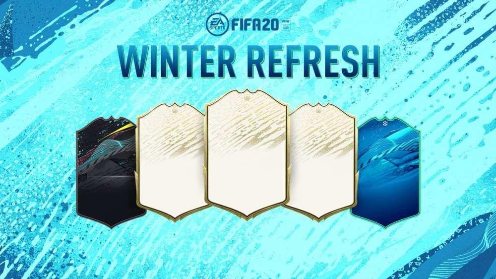 FIFA 20, actualización de invierno