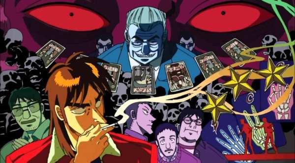 anime like dr. stone