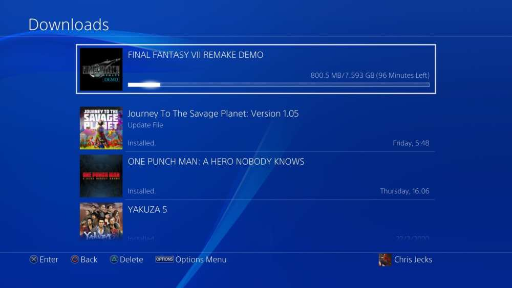 How to download Final Fantasy 7 Remake demo