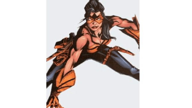Anything With Tarantula AKA Catalina Flores (Nightwing)