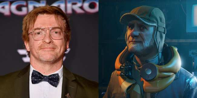 Rhys Darby - Russell