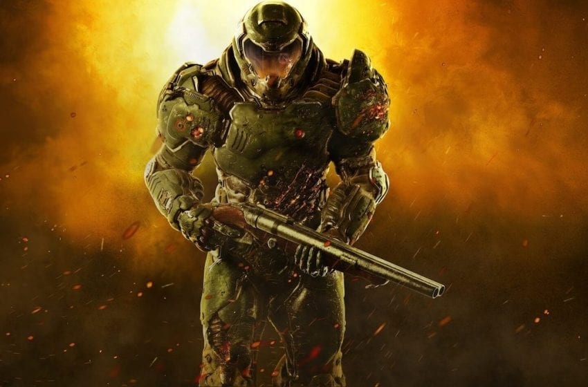 doomguy, monster hunter, mods, best