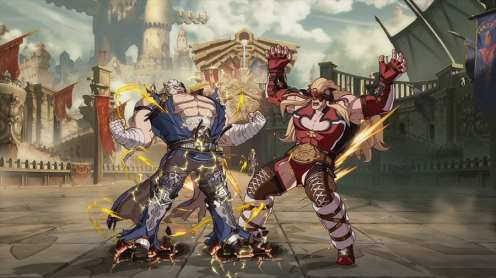 Granblue Fantasy Versus Soriz (8)