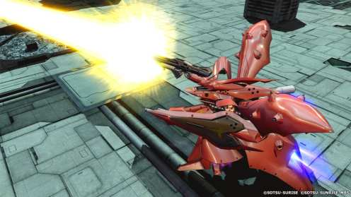 Mobile Suit Gundam Extreme VS. Maxiboost ON (3)