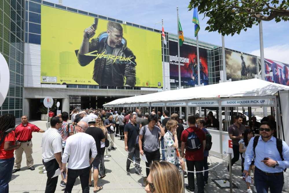 Outside of E3