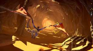 Panzer Dragoon Remake Switch