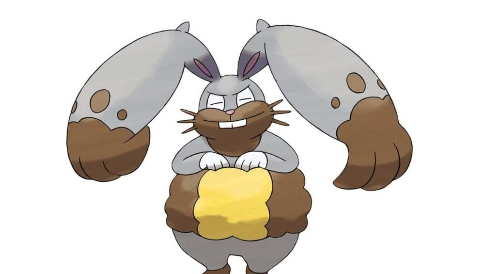 diggersby pokemon transformed