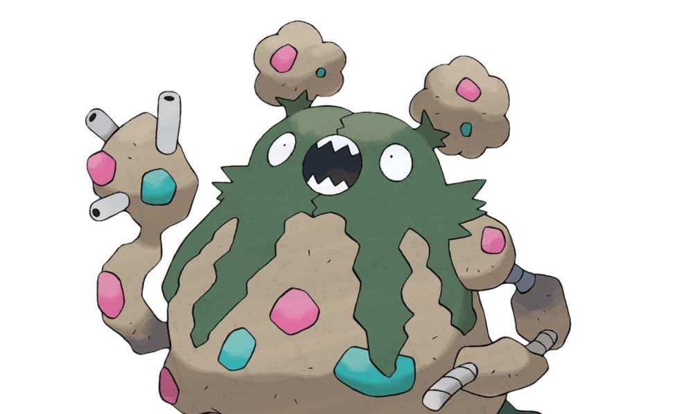 pokemon Garbodor