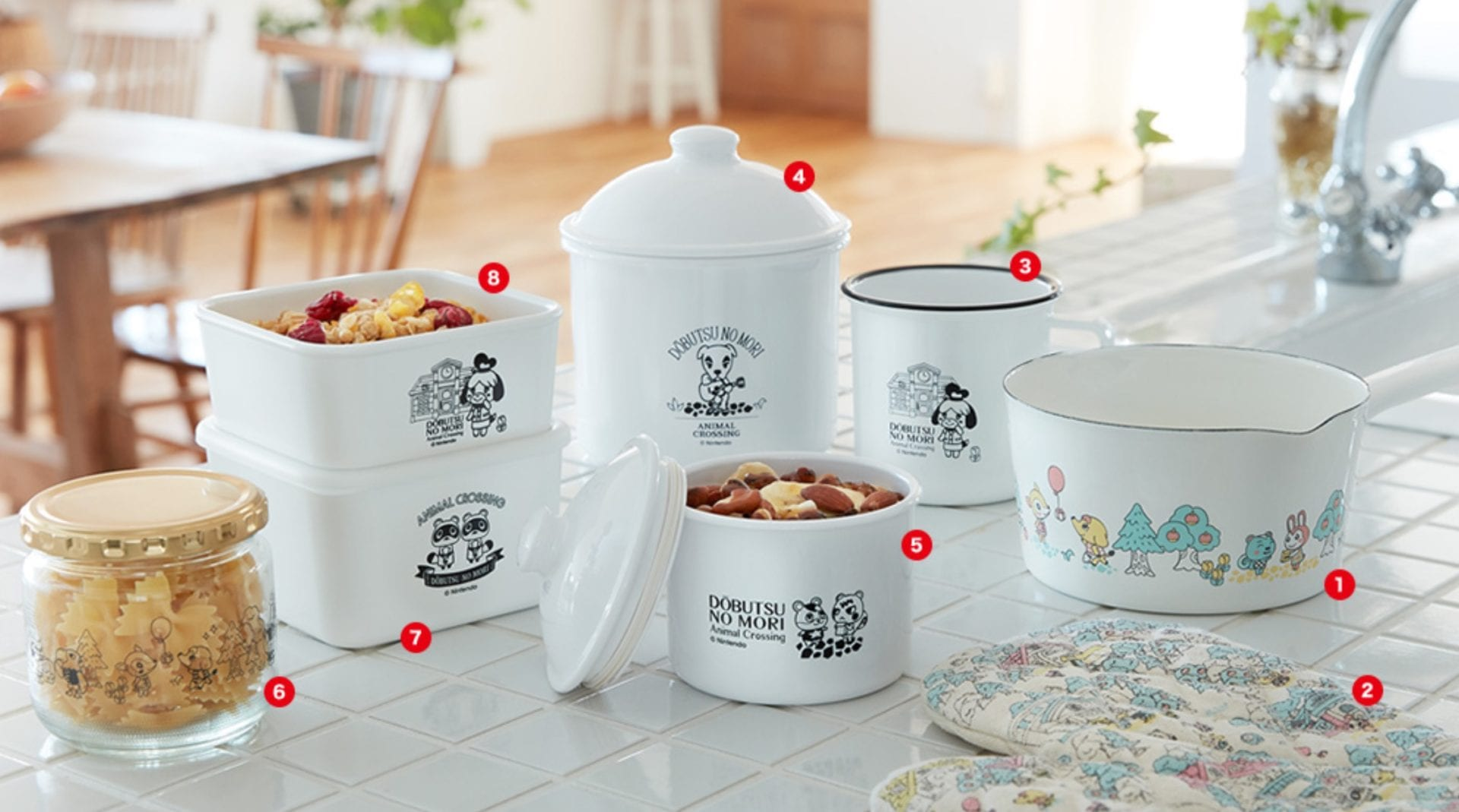 Impress Your Fellow Animal Crossing Friends With This ... on Kitchen Items Animal Crossing  id=44946