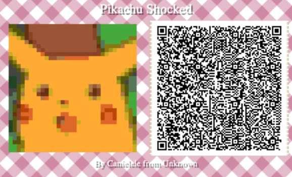Surpised Pikachu - Pokemon