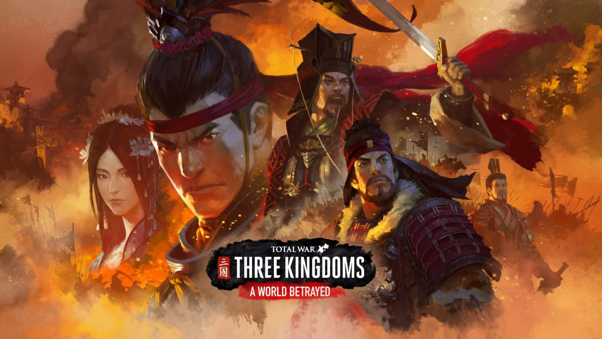Total War: Three Kingdoms - A World Betrayed Critic Review