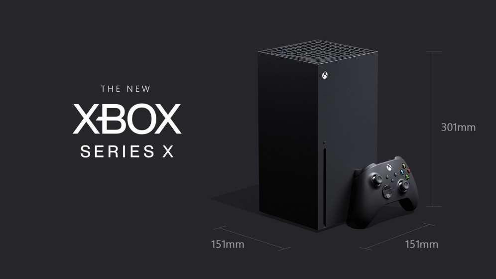 Xbox Series X Size