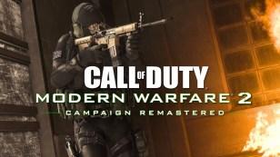 modern warfare remastered 2, campaign ,trailer