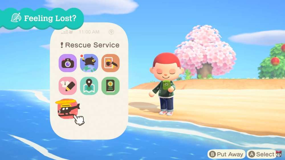 Mr Resetti animal crossing new horizons