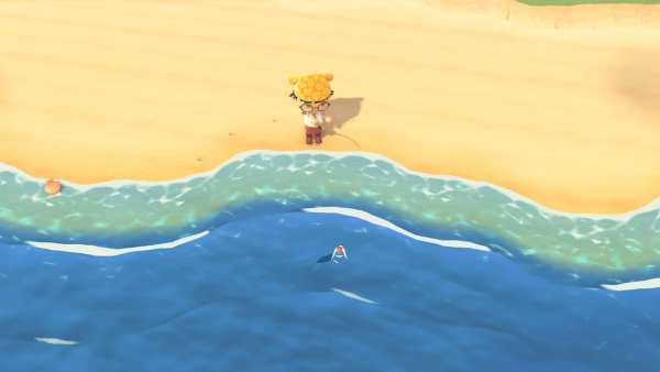 Animal Crossing: New Horizons ocean