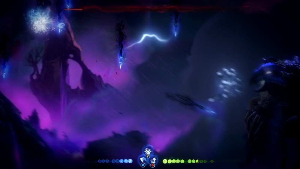 Ori and the Will of the Wisps, Shriek, final boss fight