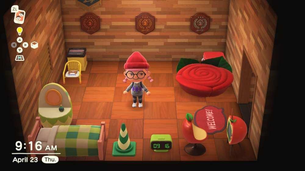 Animal Crossing New Horizons Feng Shui
