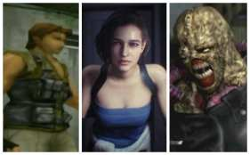 resident evil 3 remake screenshots comparison
