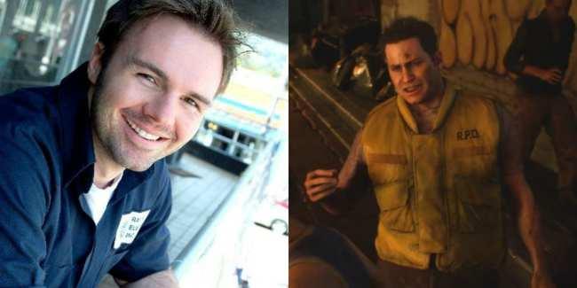Darren O'Hare - Brad Vickers