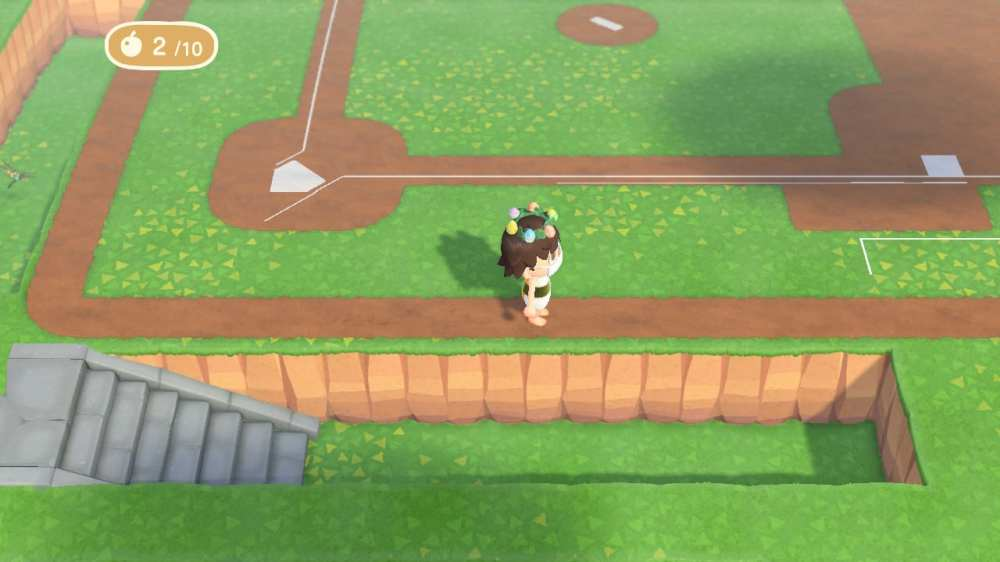 animal crossing baseball stadium