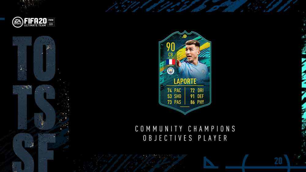 fifa 20, moments laporte objectives