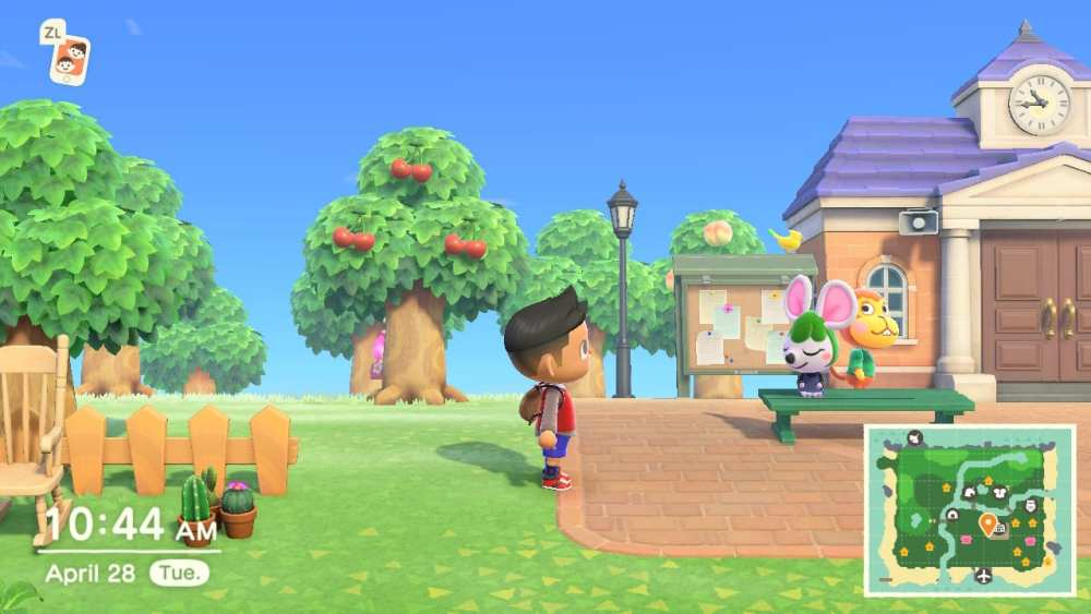 Can You Catch Birds in Animal Crossing New Horizons?