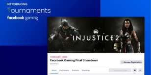 Facebook, Facebook Gaming, Tournaments