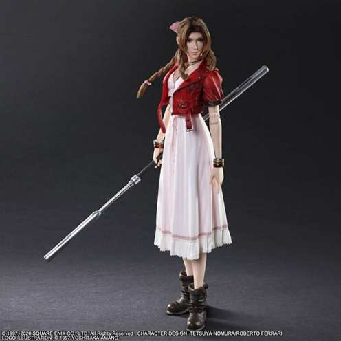 Final Fantasy VII Remake Figure Aerith (5)