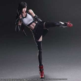 Final Fantasy VII Remake Figure Tifa (6)