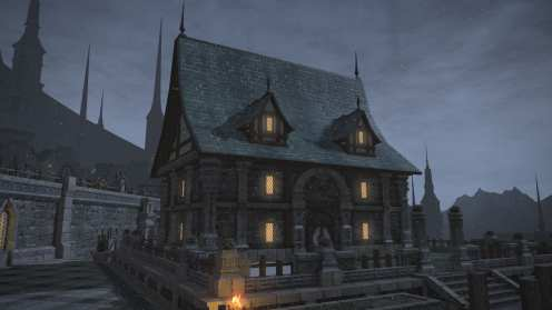 Final Fantasy XIV Ishgard Housing (13)