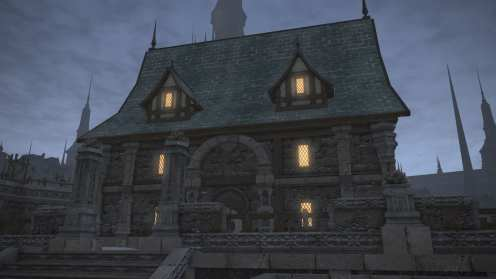 Final Fantasy XIV Ishgard Housing (17)