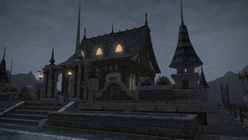 Final Fantasy XIV Ishgard Housing (9)
