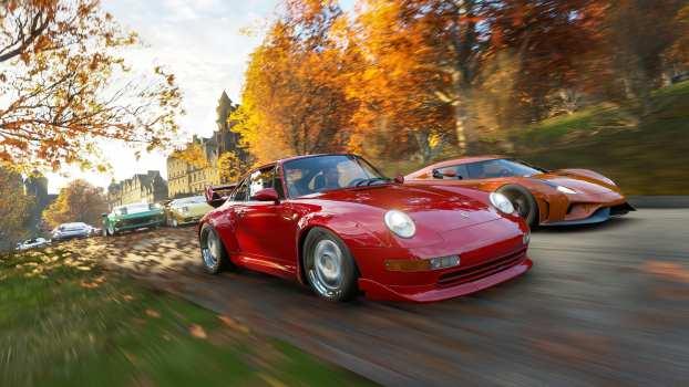 Forza Horizon 4 (Xbox One/Xbox Series X S/PC)