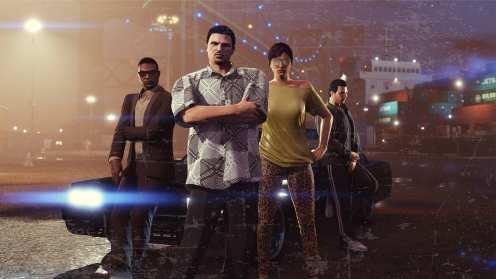 GTA Online - 4 23 2020 - Executive Privileges
